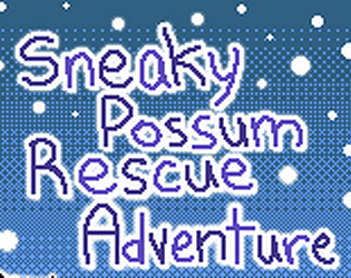 Sneaky Possum Rescue Adventure