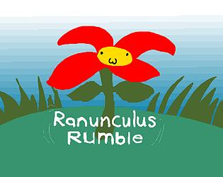 Ranunculus Rumble