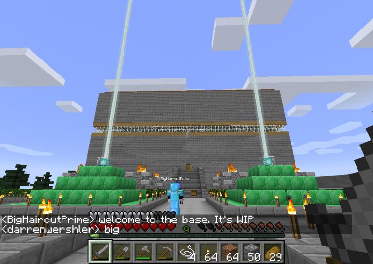 Minecraft - Project X Base